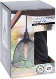 Hanglamp - draad - met timer - bolvorm_