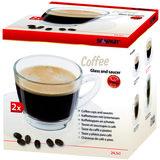Scanpart Koffie Kop en Schotel Otel 2x24,5cl_