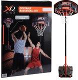 Basketbal standaard - in hoogte verstelbaar - verrijdbaar_