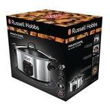 Russell Hobbs 22750-56 MaxiCook Slowcooker RVS/Zwart_