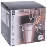 Champagnekoeler RVS - met houder_
