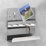 Sleutelrek - magneetbord_