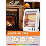 Adler AD7709 - Halogeen Heater 800W_