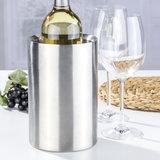 Wijnkoeler RVS - dubbelwandig_