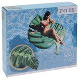 Intex Luchtbed - Palmblad - 213x142cm_