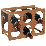 Wijnrek voor 6 flessen_