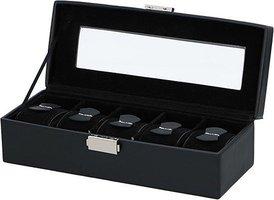 Horlogebox Opbergbox - voor 5 horloges