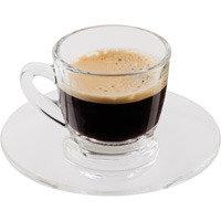 Scanpart Espresso Kop en Schotel 7cl 2 Stuks