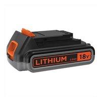 Black&Decker BL2518-XJ Lithium-Ion Batterij 18V 2.5Ah Zwart/Oranje
