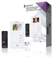 König SAS-PH310 Video Deurintercom