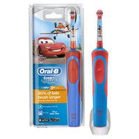 Oral B Stages Power Disney Cars en Planes Elektrische Tandenborstel Rood/Blauw