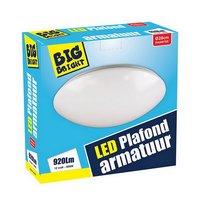 Big Bright LED Plafond/Wandlamp 12W 3000K 28cm