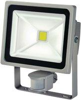 Brennenstuhl BN-1171250322 LED Floodlight Met Sensor 30W 2100Lm Grijs
