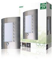 Ranex Ra-outdoor4 Muurlamp met Bewegingsdetectie E27 Ip44