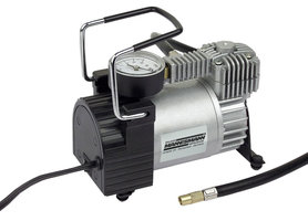 Brüder Mannesmann Compressor 12V in draagtas