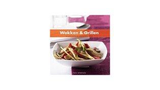Wokken & Grillen Receptenboek