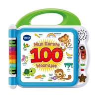 VTech Baby Mijn Eerste 100 Woordjes met Licht en Geluid
