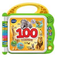 VTech Baby Mijn Eerste 100 Woordjes Dieren + Licht en Geluid