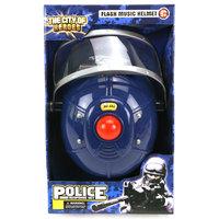Politie Helm met Geluid