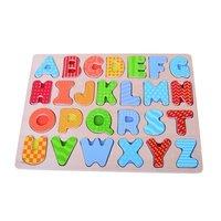 Simply For Kids Houten Alfabet