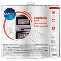 WPRO Verstelb.ovenrooster Rvs