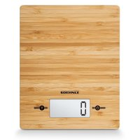 Soehnle 66308 Bamboo Digitale Keukenweegschaal