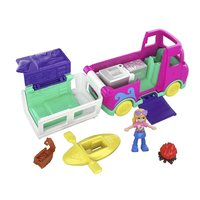 Polly Pocket Pollyville Camper