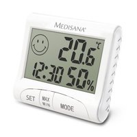 Medisana HG 100 Digitale Thermo-Hygrometer Wit