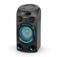 Sony MHC-V02D Party Speaker + LED-Verlichting Zwart