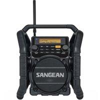 Sangean U-5 DBT Radio Zwart