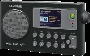 Sangean WFR-27 C Dab+ Radio/Wereldontvanger