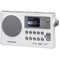 Sangean WFR-28 C DAB+ Internet Radio Wit
