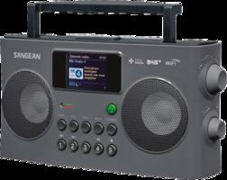 Sangean WFR-29C Dab+ Radio/wereldontvanger