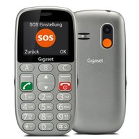 Gigaset GL390 Senioren GSM Grijs
