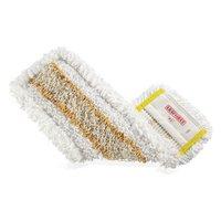 Leifheit 59105 Professional Micro Vloerdoek 50 cm Wit/Geel