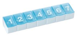Vitility VIT-70610250 Medicijndoos voor een Week