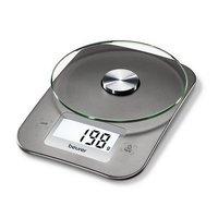 Beurer KS26 Digitale Keukenweegschaal Zilver