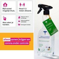 Pro Cleaner Desinfecterende Oppervlaktereiniger 750 ml