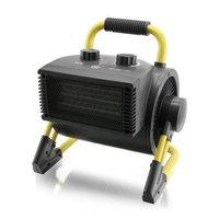 Emerio FH-110704.1 Ventilatorkachel Zwart/Geel