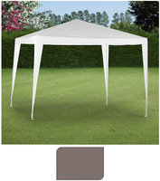 Partytent 300x300cm taupe