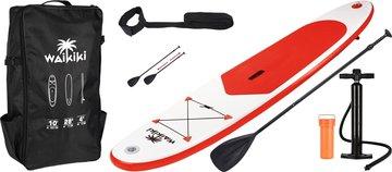 SUP Board Red Waikiki  - 305 cm - complete set