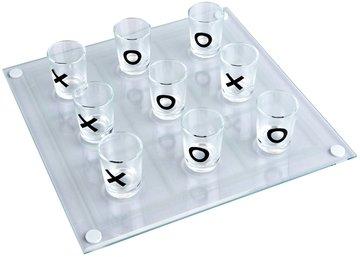 Drankspel kruisje-nulletje