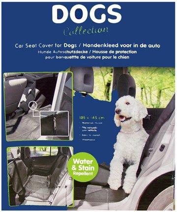 Hondenkleed voor de auto - vuil- en vochtafstotend