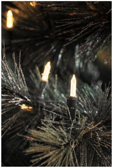LED Kerstverlichting - 80 mini lampjes - 12 meter - warm wit