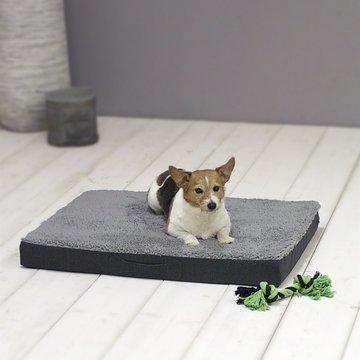 Sun Garden Buddy Orthopedisch Hondenkussen 72x50x8cm Grijs