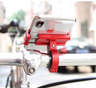 Aluminium telefoonhouder voor fiets