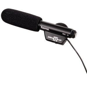 Hama RMZ16 Zoom Richtmicrofoon