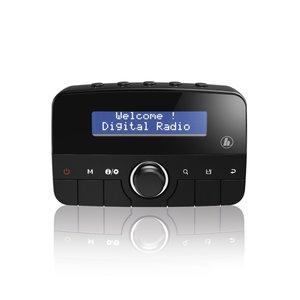 Hama DAB-auto-uitbreiding CDR70BT DAB/DAB+/Bluetooth®