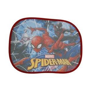 Spiderman Zonnescherm Auto 2 Stuks