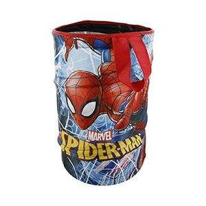 Spiderman Vuilbakje Auto
